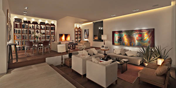 modern-living-room-with-white-sofa-also-fire-place-then-bookshelves-600x300